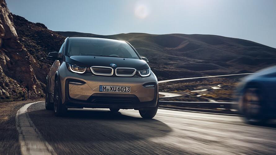 BMW i3 доступна в России: Фотографии и цены. Какие электромобили доступны в России?