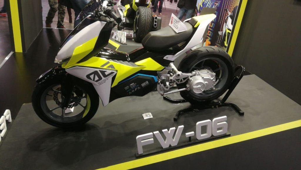 электроскутер FELO FW-06