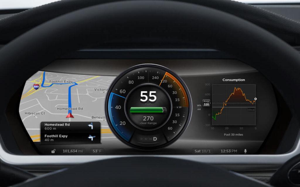 замена батарей электромобиля