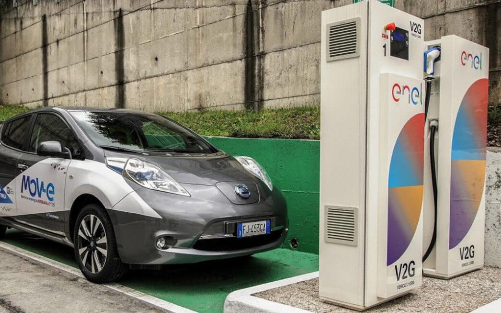 В 2018 году компания Enel объявила о строительстве национальной сети зарядных станция для электромобилей.