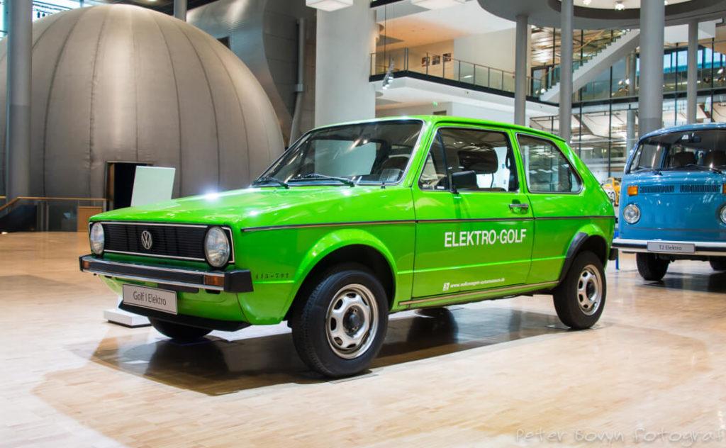 Volkswagen Elektro-Golf 1976