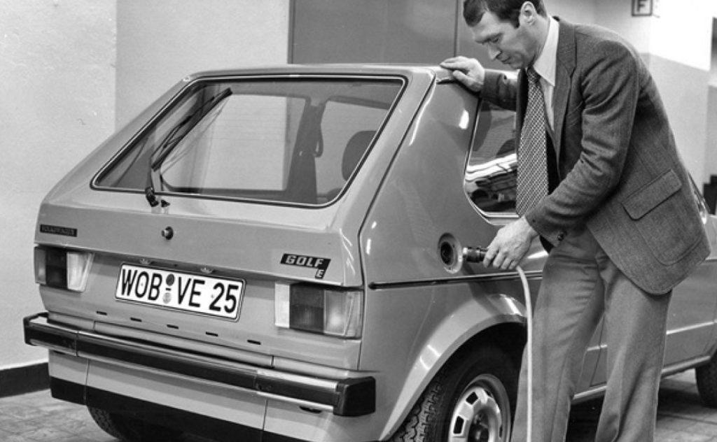 Elektro-Golf 1976
