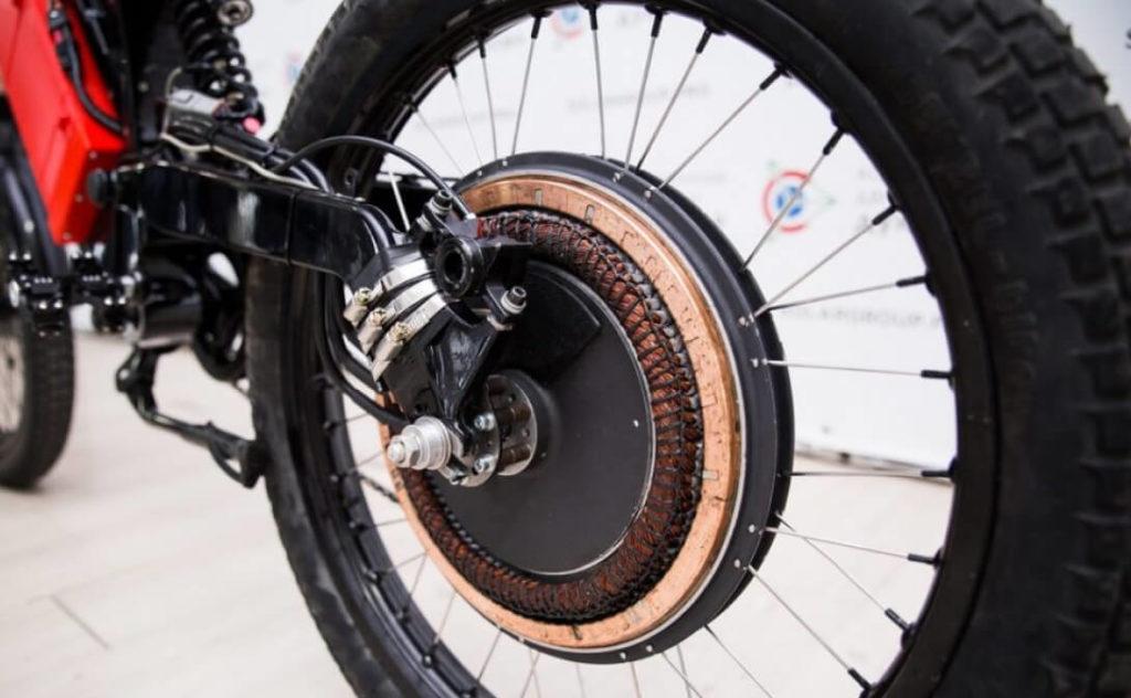 Мотор-колес Дуюнова