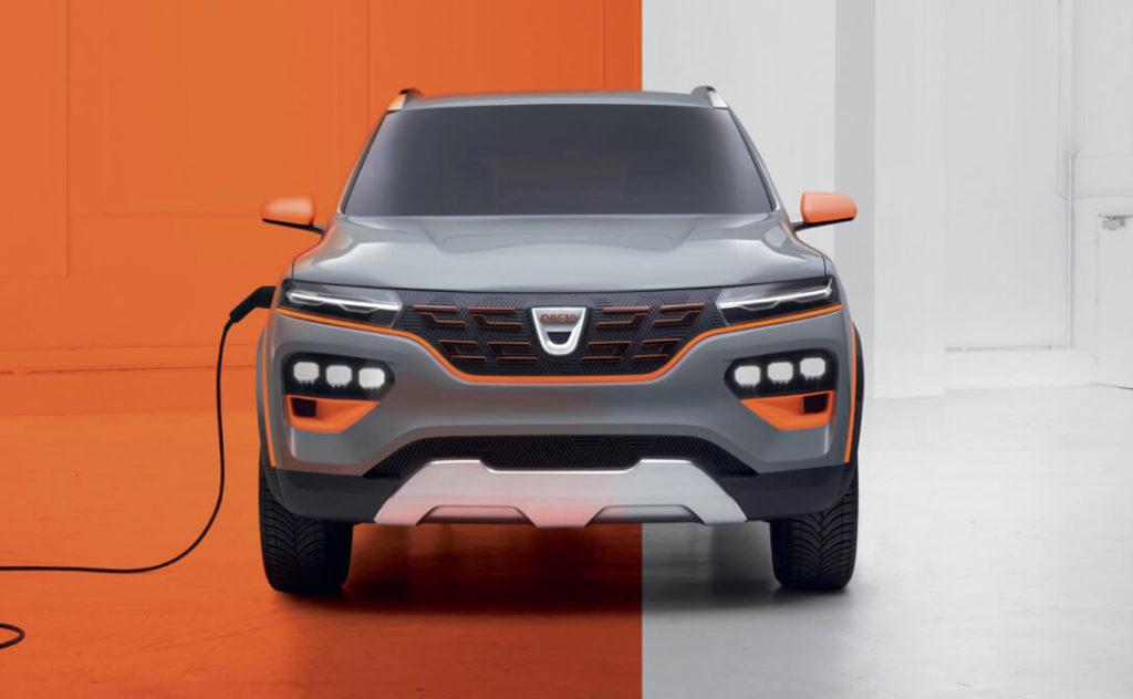 Электромобиль Dacia Spring будет самым дешевым электромобилем в Европе. Аналог Renault City K-ZE