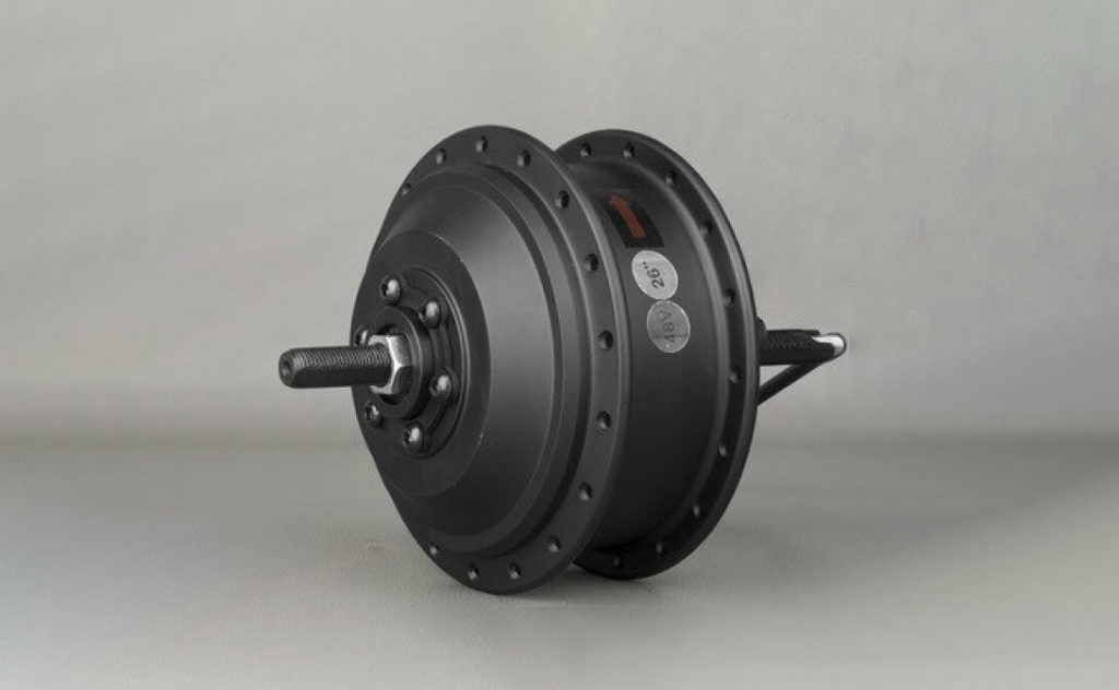 Мотор-колесо MXUS XF08