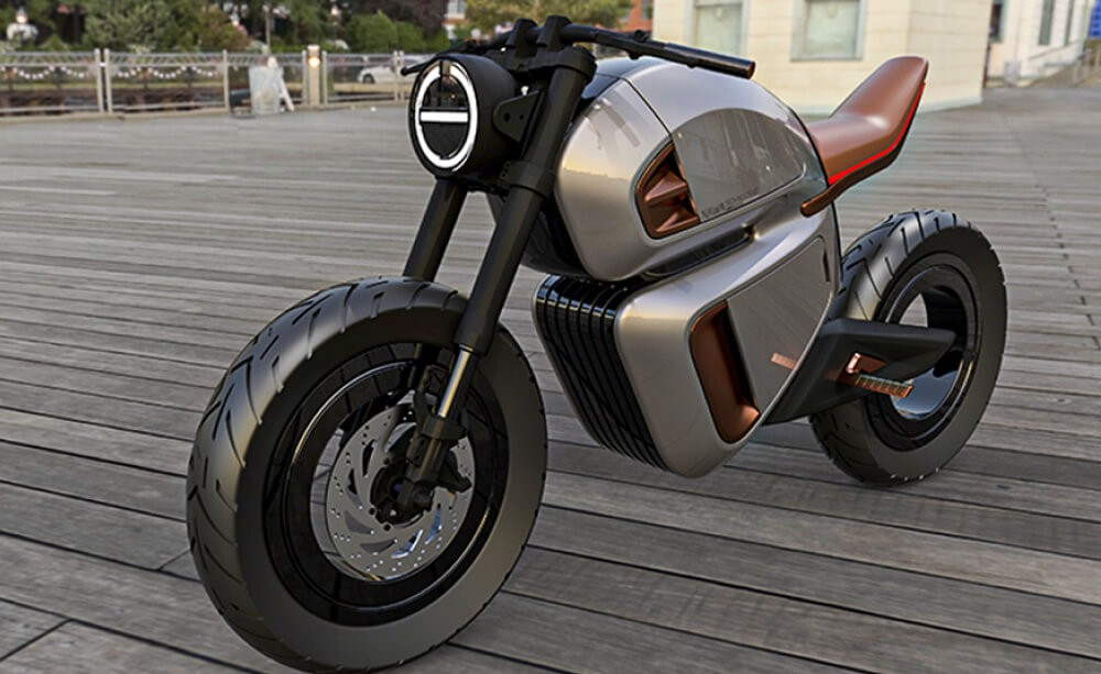 Электромотоцикл NAWA Racer