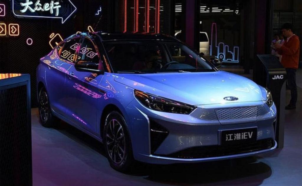Volkswagen вложил еще €2 млрд в китайские электромобили