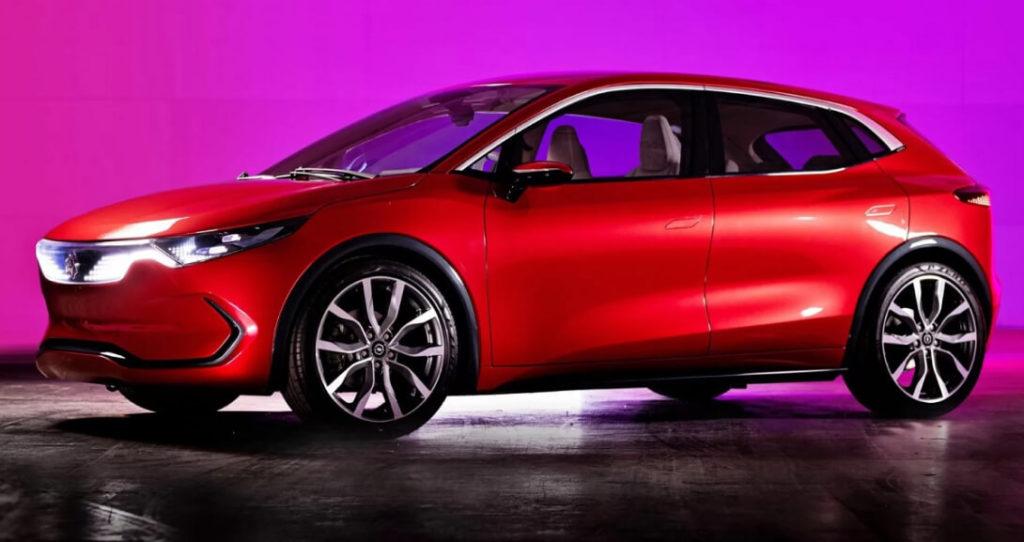 Польша выпустила собственную марку электромобилей. Электромобили Izera презентовали в Варшаве